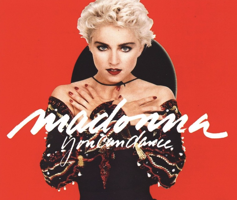 Madonna - You can Dance [Front]
