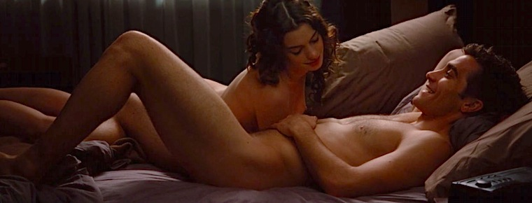 Gyllenhaal jake anne hathaway