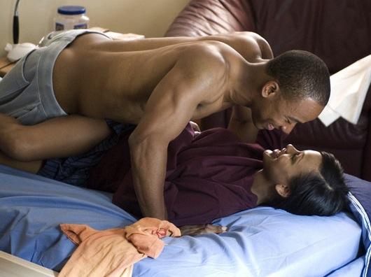 topless black male selfies
