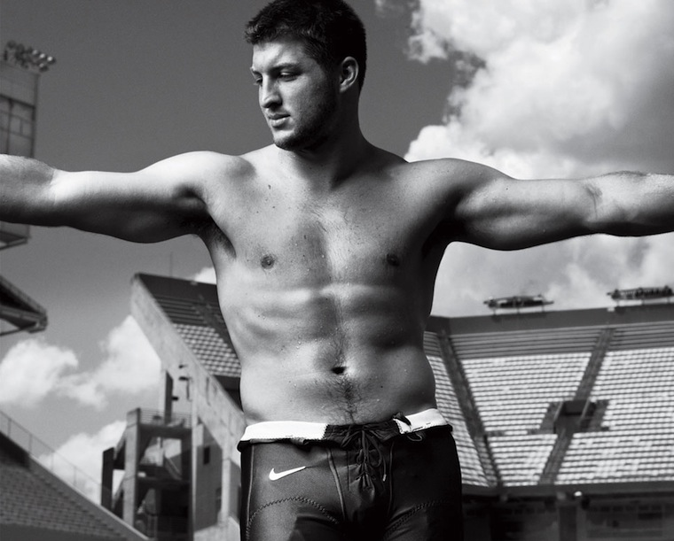 Tim Tebow Hotter
