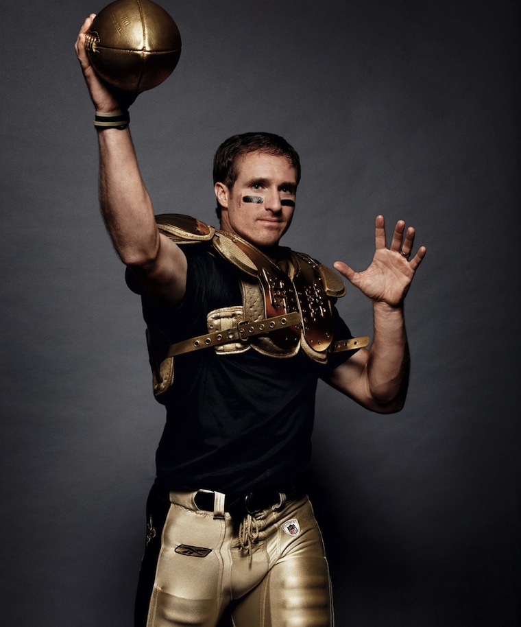 Drew Brees Bulge Drew Brees Actually