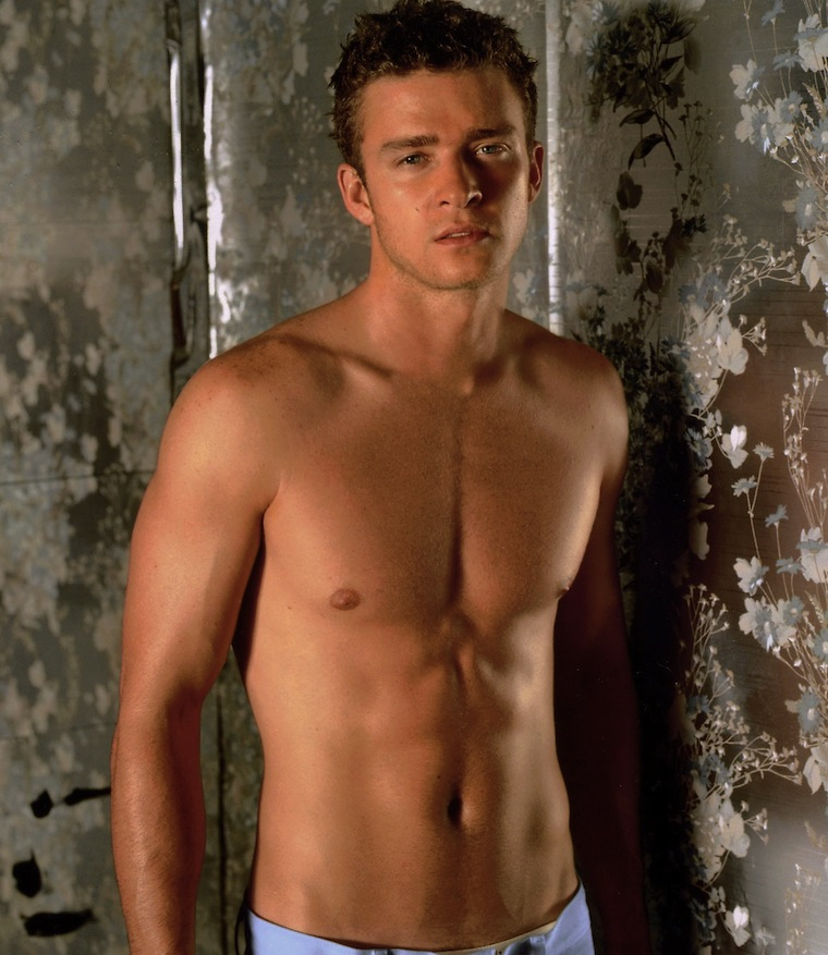 long naked justin timberlake