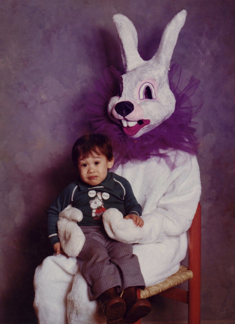 Scary Easter Bunny Photos Scary easter bunny photos