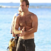 Scott Caan shirtless