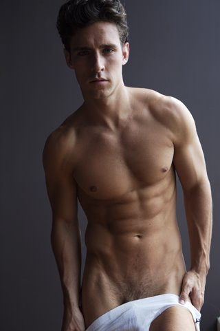 nude model Tyler lough