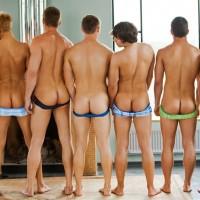 gratuitous male nudity