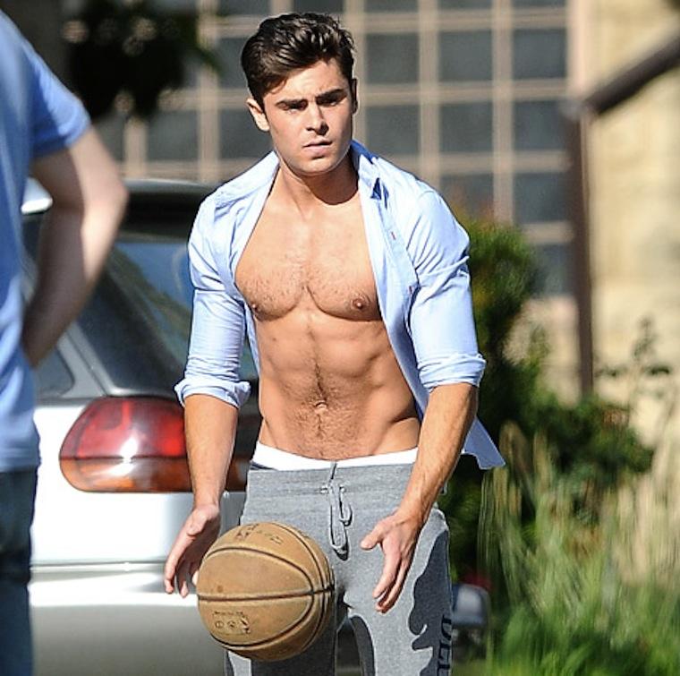 zac shirtless1