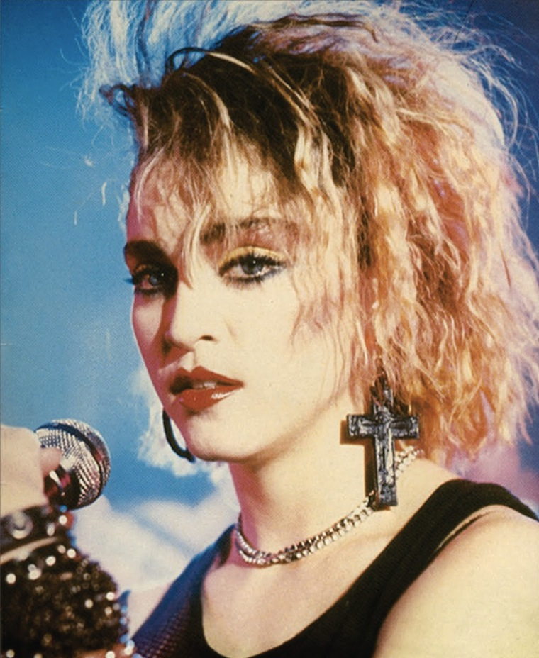 Las Vegas 94 >> The Madonna Timeline: Song #94 – 'Crazy For You' – 1985 | Alan Ilagan