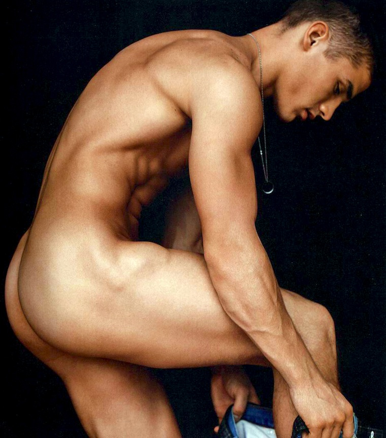 Best male nude models