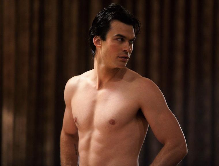 ian somerhalder shirtless