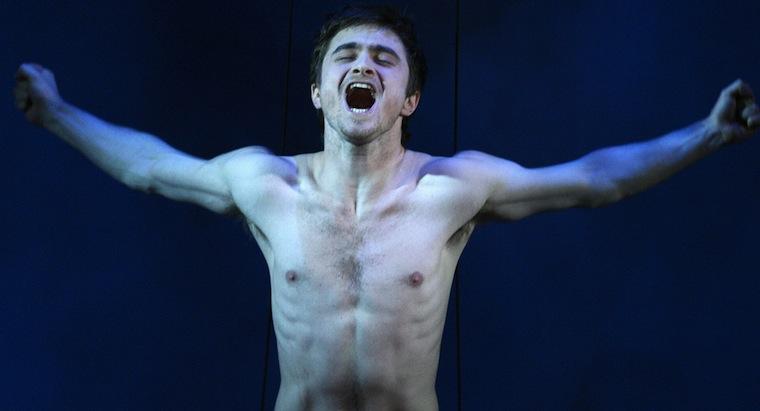 Shirtless daniel radcliffe naked assured
