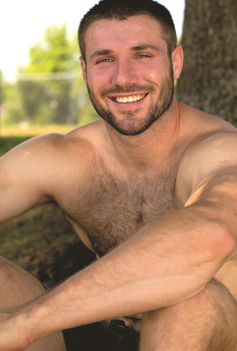ben cohen chest hair