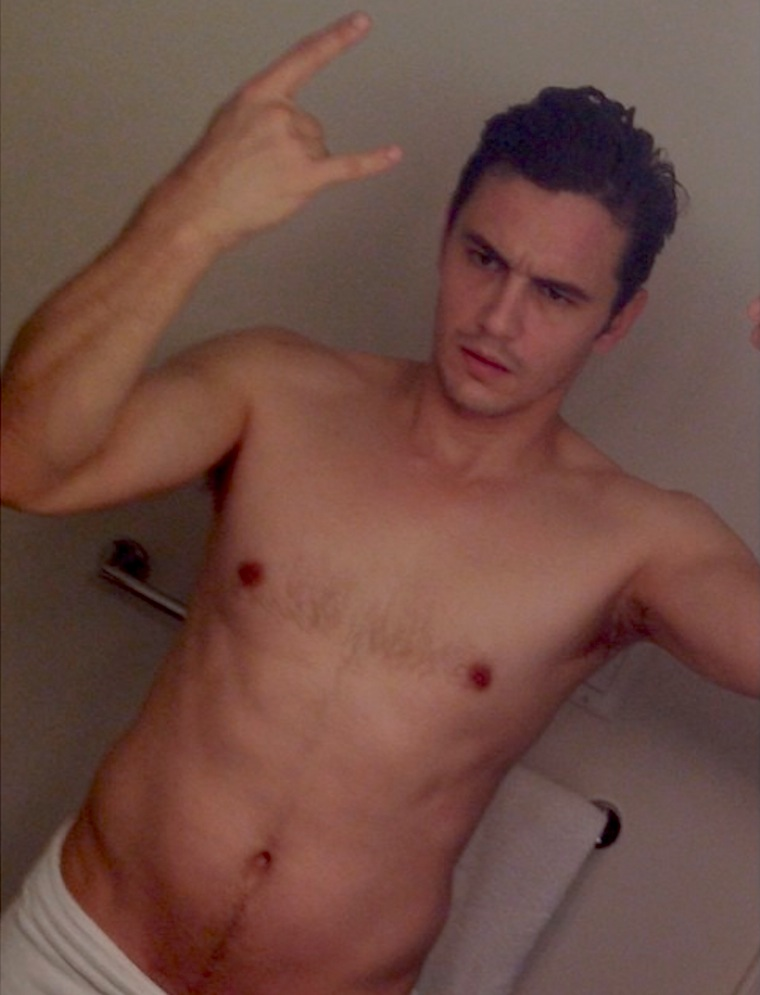 james franco naked 101