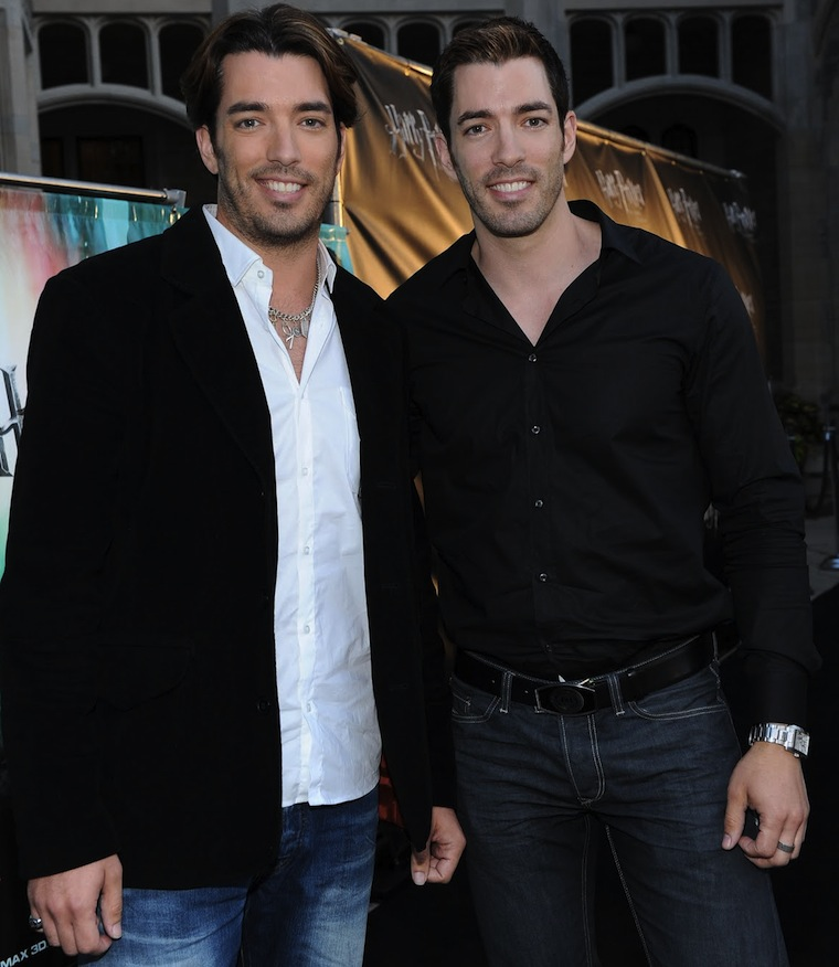 Property Brothers: Hunk Of The Day: The Property Brothers