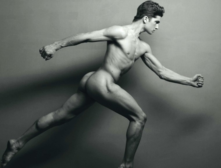 With Italy ballet nude men suggest