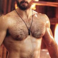 chest hair 100