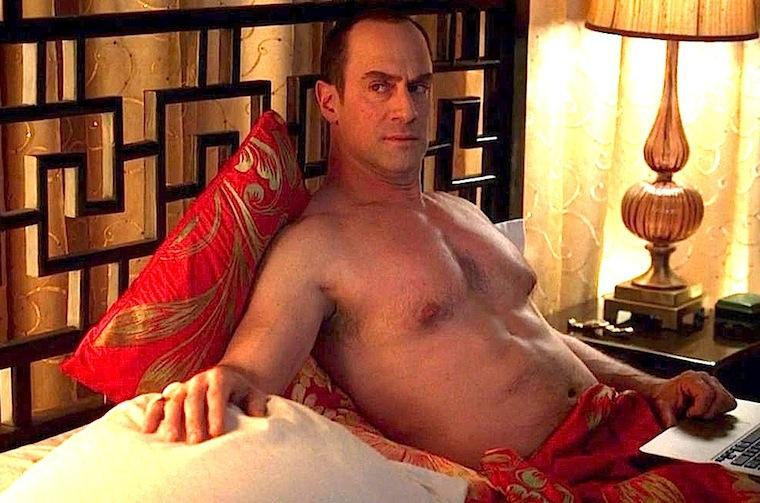 Christopher meloni sex scene