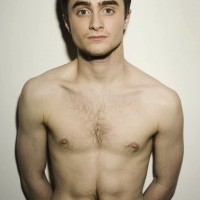 daniel radcliffe shirtless
