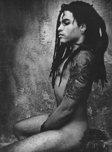 Lenny kravitz nude pictures