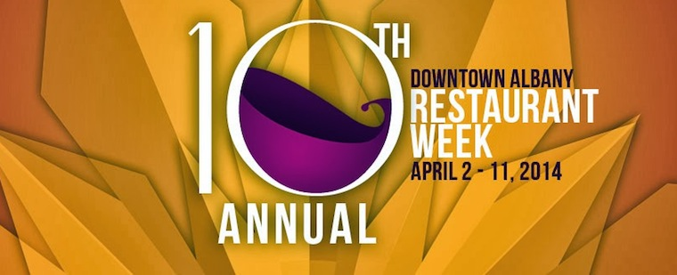 Downtown Albany Restaurant Week 10th Ann