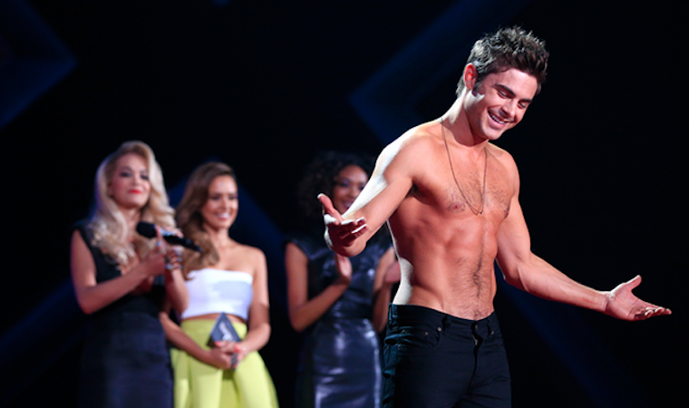 zac efron shirtless 1001