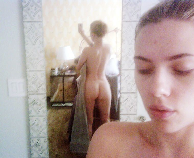 scarlett johansson nude in the shower