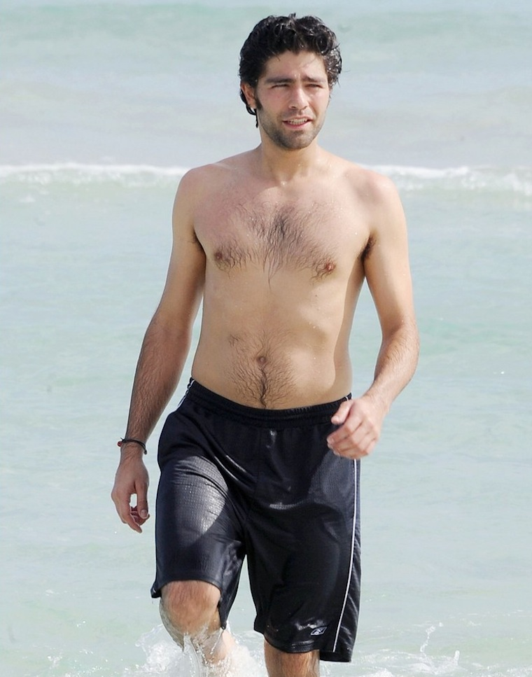 hunk of the day adrian grenier alan ilagan