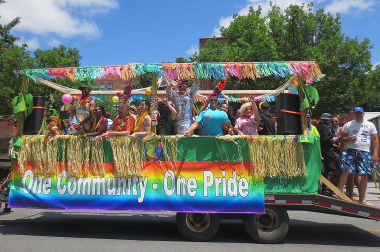 Capital PRIDE Parade & Festival 2018