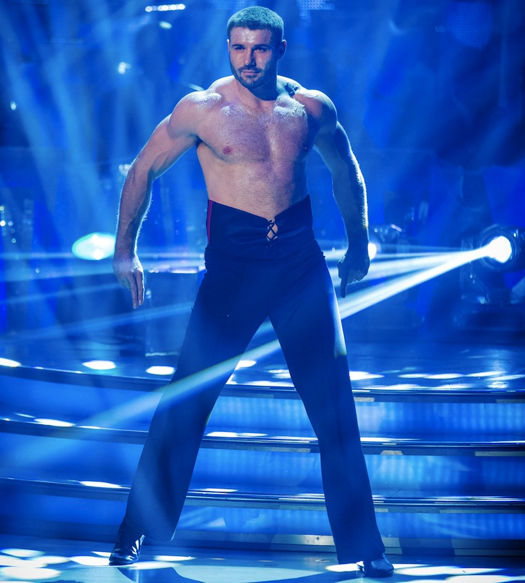 Ben Cohen Strictly Come