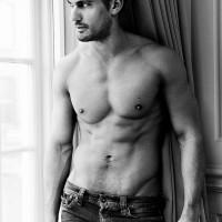 gandy shirtless 011
