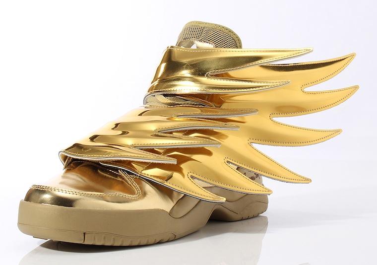 bday golden wings