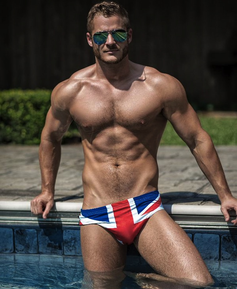 Hunk of the Day: Austin Armacost, Again | Alan Ilagan