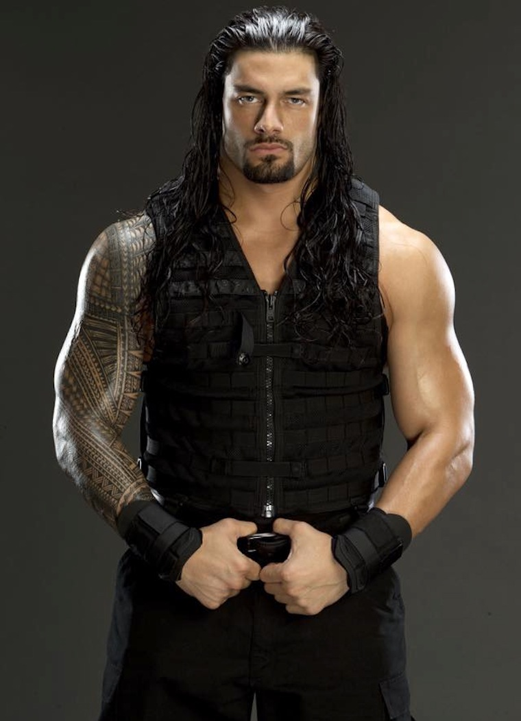 Hunk Of The Day Roman Reigns Alan Ilagan