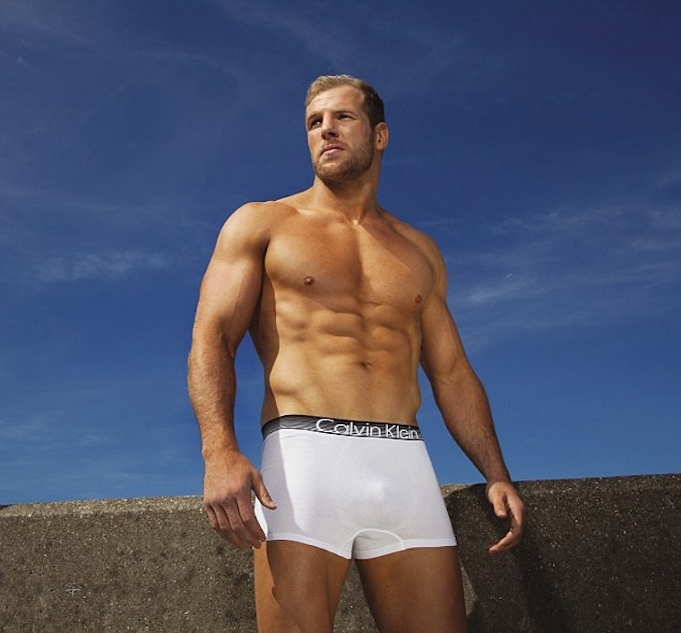 James Haskell 101