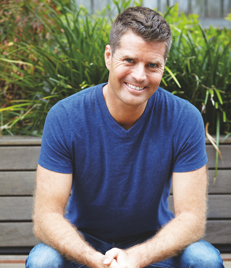 Hunk Of The Day: Pete Evans