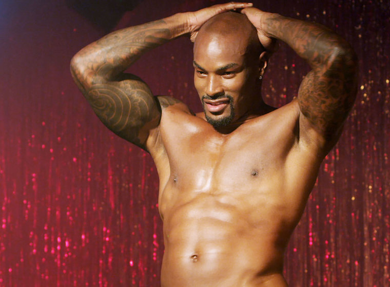 Photos nues de tyson beckford