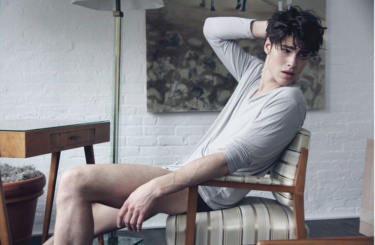 Hunk Of The Day: Justin Lacko