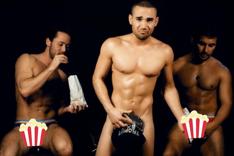 ac popcorn naked