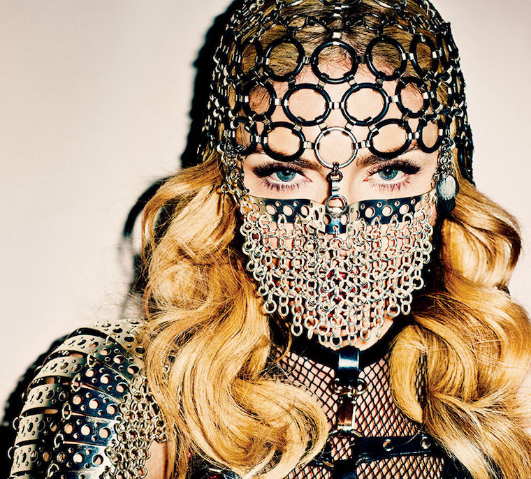 The Madonna Timeline: Song #128 – 'Messiah' – Winter 2015 | Alan Ilagan