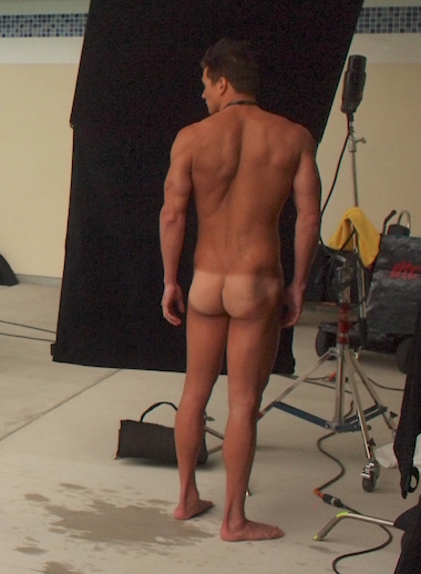 adrian paul naked photos