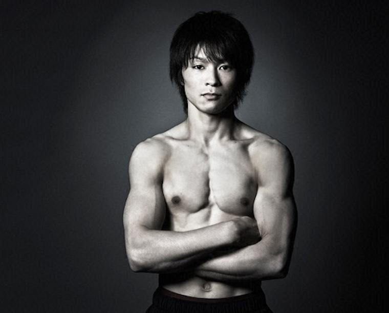 Kohei Uchimura 101