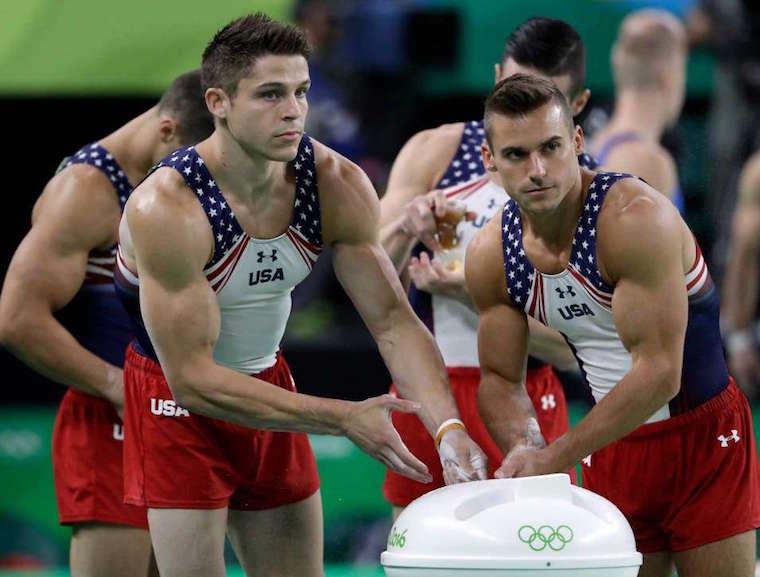 mens gymnasts 101
