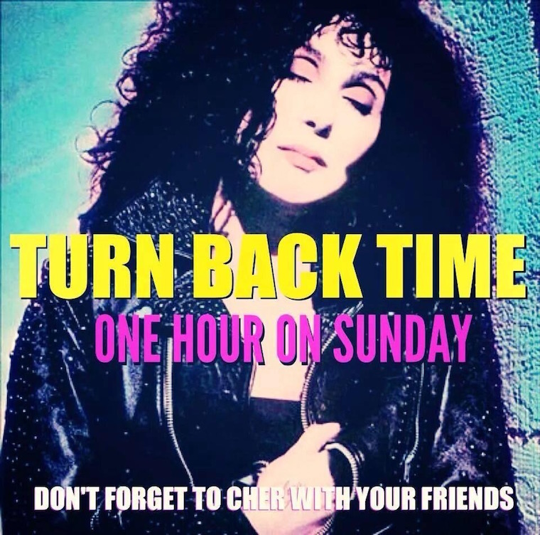 cher time
