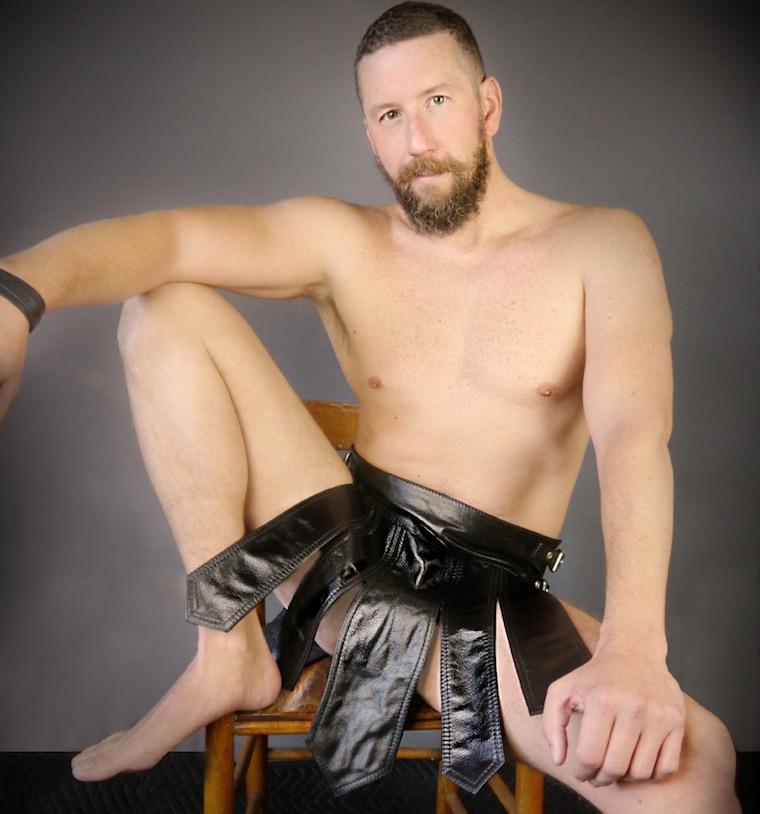 You men wearing kilts naked