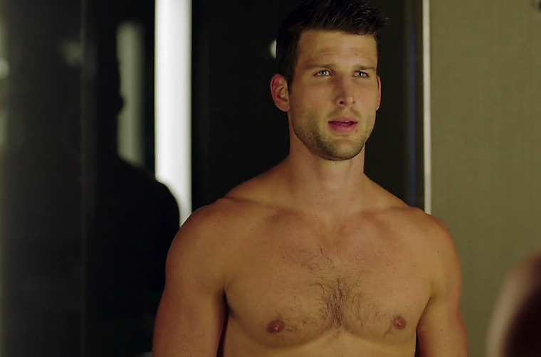 hunk of the day parker young alan ilagan