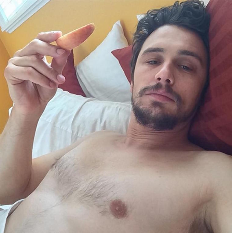James franco nude picture