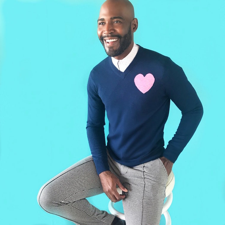 Hunk of the Day: Karamo Brown