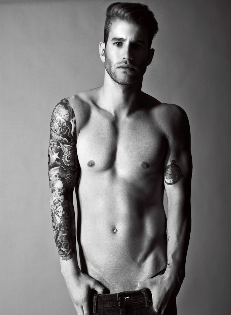 100 Images of Andre Hamann Nude