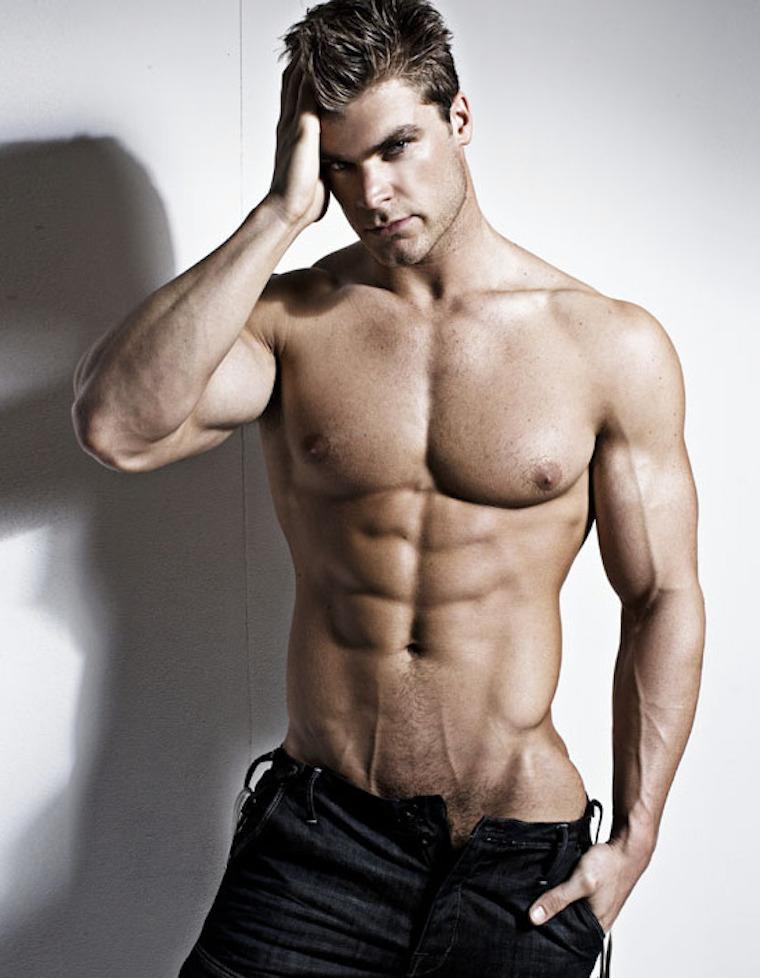 Hunk sexy